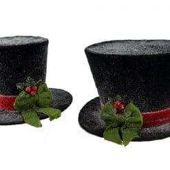 Snowman Hat, Set of 2